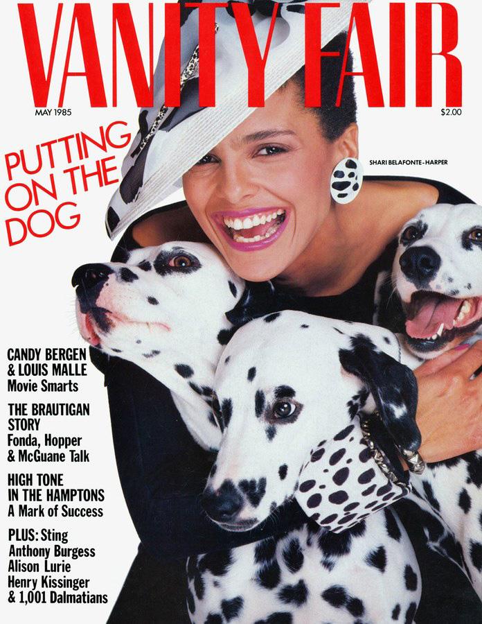 Vanity Fair - Putting on the dog Swish London