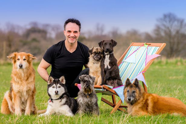 Supervet Noel Fitzpatrick to stage five-day adoptathon to find homes for the record number of abandoned animals Swish London