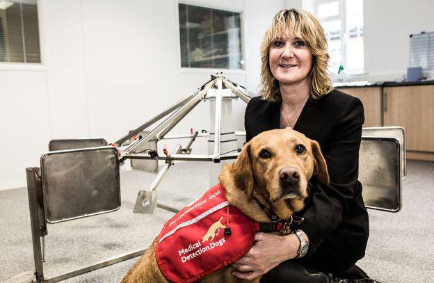 Medical Detection Dogs co-founder tops Alternative Rich List Swish London