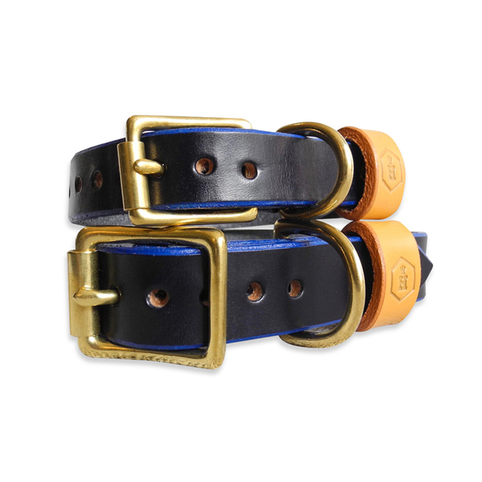 LONDON SERIES COLLAR - BRIGAND BLUE Swish London