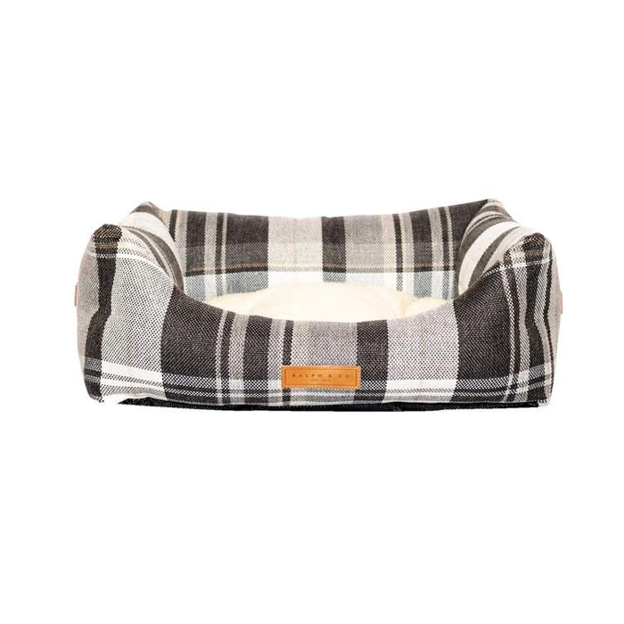 MARLOW NEST BED – TARTAN – EXTRA SMALL