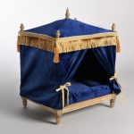 EDWARD PET PALACE – ROYAL BLUE
