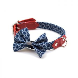 BOW TIE - BLUE Swish London