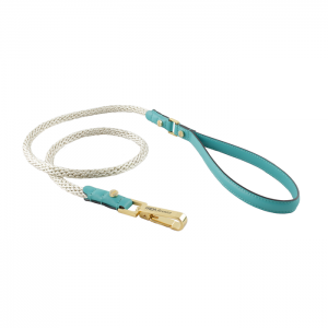 ROPE LEAD - EMERALD GREEN Swish London
