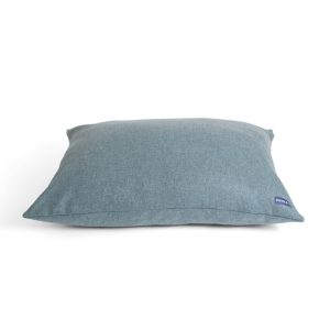 PILLOW BED – AQUA
