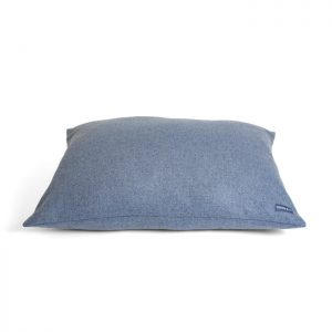PILLOW BED – INFINITY BLUE